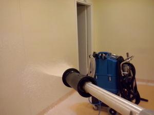 Attrezzature per la pulizia - Generatore di schiuma sanificante