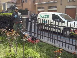 Servizi di pulizia - Manutenzione giardini e verde