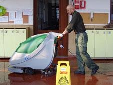 Attrezzature per la pulizia - Lavasciuga per tutti i tipi di pavimenti